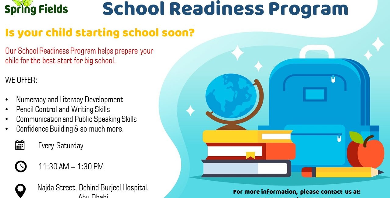 School Readiness Final